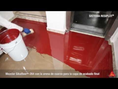 Sistema Resiplot - Sika España