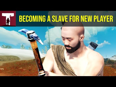 BECOMING A SLAVE FOR NEW PLAYER (Rust) thumbnail