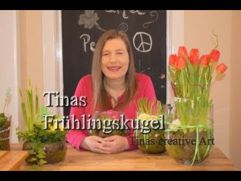 tinas fr hlingskugel 2018 dekoideen f r den fr hling 2018 primeln im glas youtube. Black Bedroom Furniture Sets. Home Design Ideas