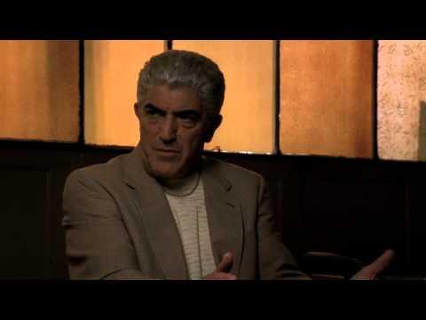 The Sopranos - Phil Leotardo calls Tony a kid