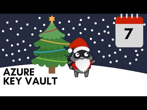 Day 7 - Azure Key Vault