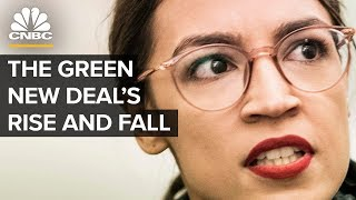 What Happened to Alexandria Ocasio-Cortez's Green New Deal