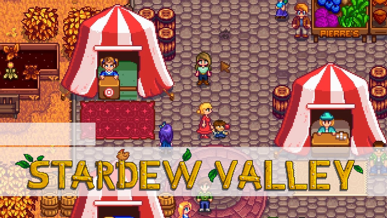 Stardew Valley Feste