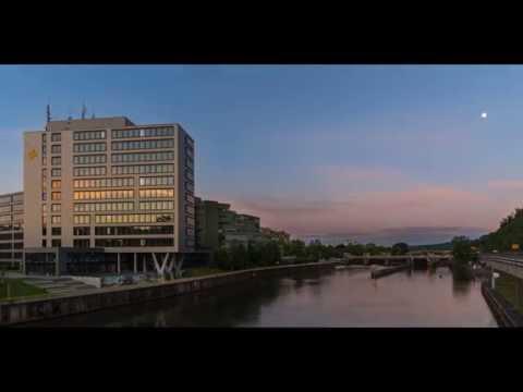 Zeitraffer Shorties: Esslingen Landratsamt 01 [HD]