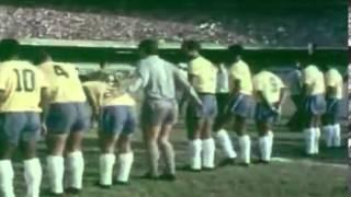 Brazil 2-1 Argentina - 08/03/1970 - Pelé´s last goal vs Argentina