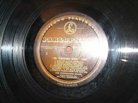 The Temperance Seven - Kaiser Drag (Tiger Rag).wmv