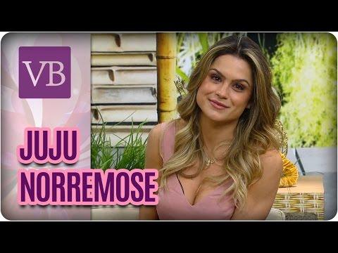Beleza das Celebridades: Juju Norremose - Você Bonita (16/12/16)
