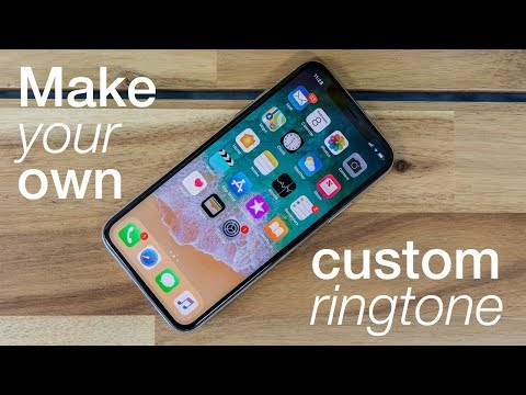 How to set any song as an iPhone ringtone