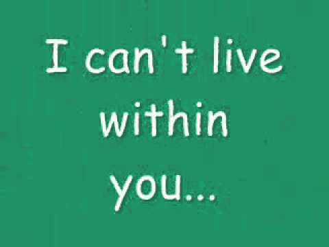 David Bowie - Within You (lyrics video)