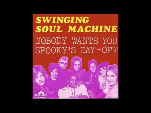 Spooky's Day-Off - Swinging Soul Machine (1969)  (HD Quality)