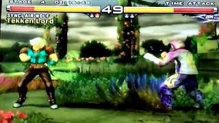 TEKKEN 5 (PS2):🌹Lee (Time Attack)