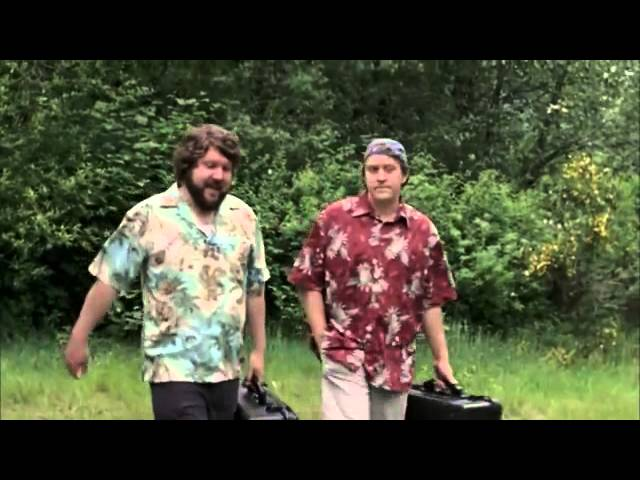 Wrong Turn 2 - Dead End Trailer Deutsch German