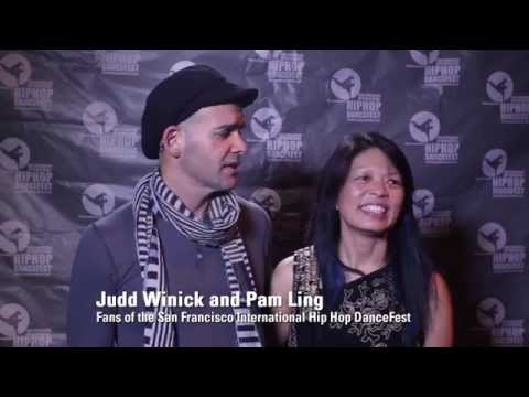 Why Judd and Pam Go to SF International Hip Hop DanceFest