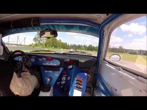 9.7.2016 Porsche Sports Cup Scandinavia, Race 8 - Gelleråsen