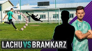 JAK ON TO ROBI? | LACHU VS BRAMKARZ (4 LIGA)