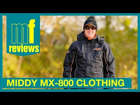 Middy MX-800 Clothing