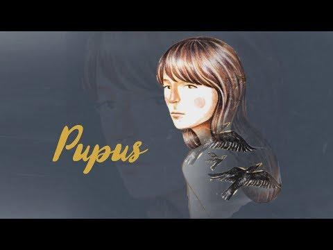 Hanin Dhiya - Pupus (Official Lyrics Video)