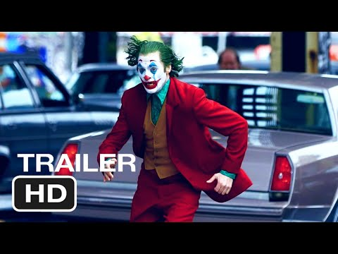 """The Joker"" Teaser Trailer (2019) Joaquin Phoenix"