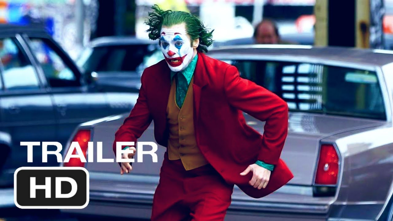 The Joker Teaser Trailer 2019 Joaquin Phoenix Youtube