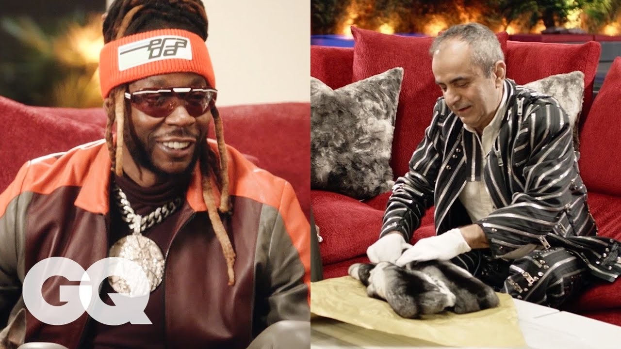 2 Chainz Checks Out a $10K Fur Coat (For Dogs) | Most Expensivest  & VICE TV
