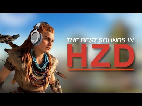 The sound design secrets of Horizon Zero Dawn
