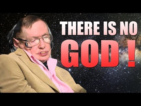 STEPHEN HAWKING DIED DENYING THE EXISTENCE OF GOD AND BECAME A BELIEVER IN TORMENTS OF HELL