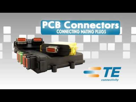 DEUTSCH PCB Connectors