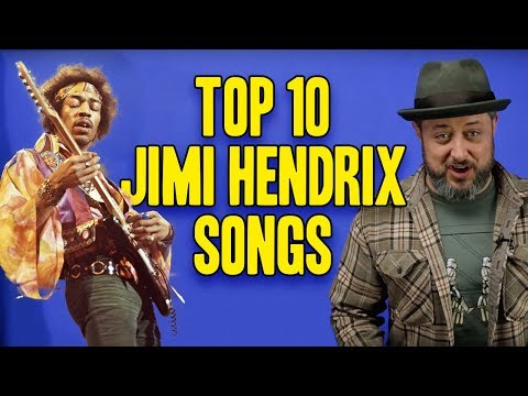 Top 10 Hendrix songs | Marty Schwartz