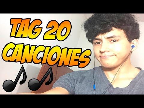 TAG 20 CANCIONES - AN7HONY96