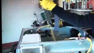 Samsung Washing Machine Bearing Repair DIY Video