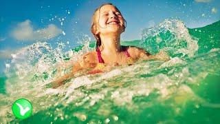 Уверены, что хотите на море??? Польза и вред морской воды для организма человека.