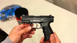 Umarex Walther P22 Airsoft Pistol review
