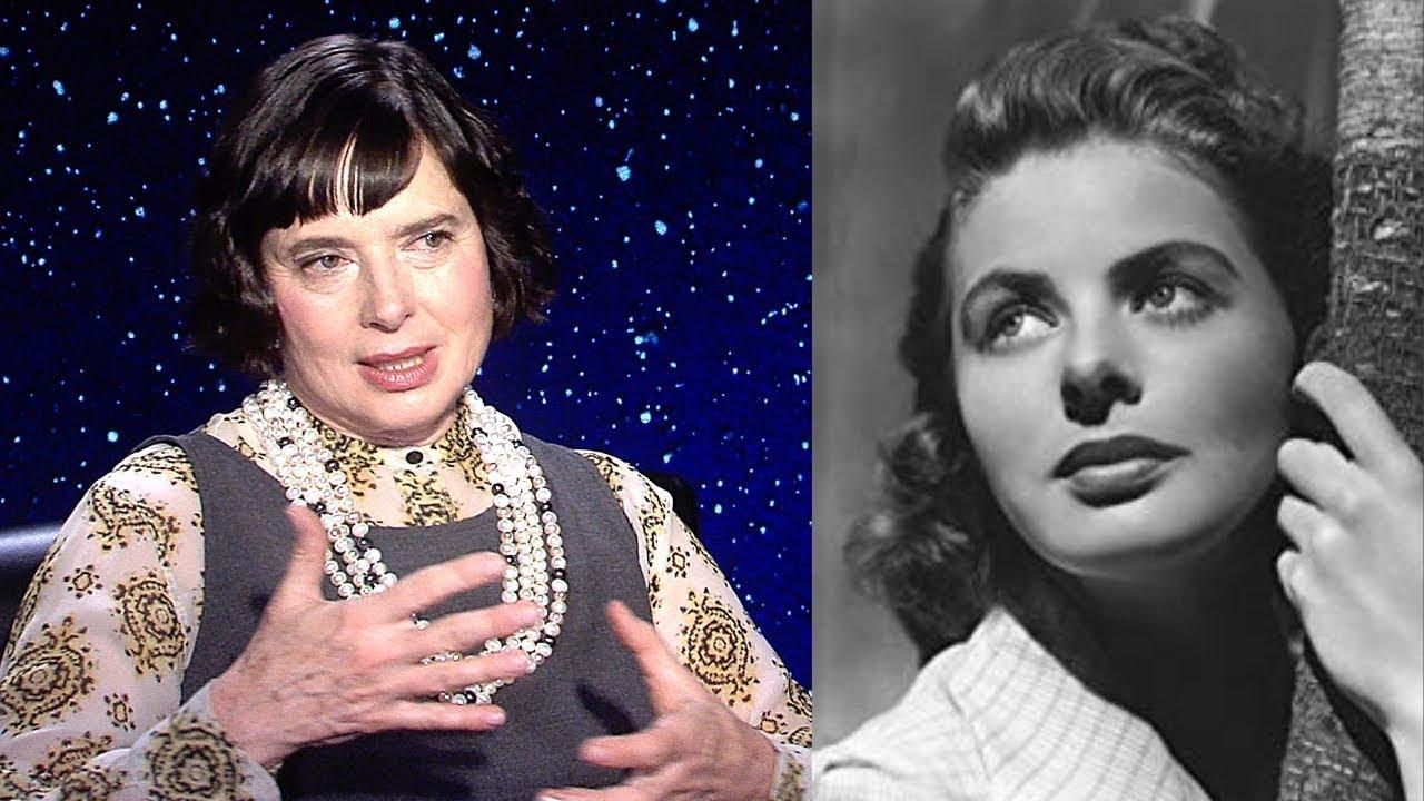 Ingrid Bergman persona