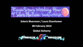 Solaris Blueraven / Laura Eisenhower - 08 Feb 2014