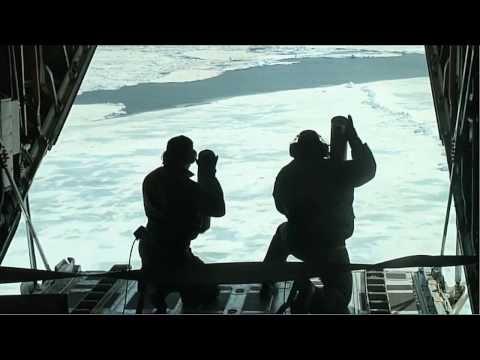 Arctic Domain Awareness Flight