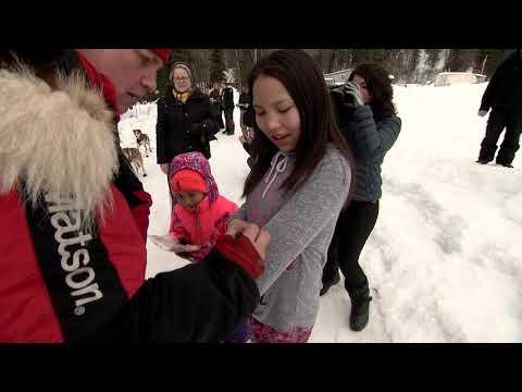 Iditarod 2019: Aliy Zirkle Reaches Anvik Checkpoint