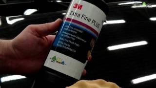 Полировка авто пастами 3М - эффективность полировки