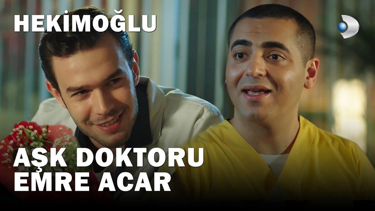 Muzo'ya Emre'den Aşk Taktikleri - Hekimoğlu 14.Bölüm