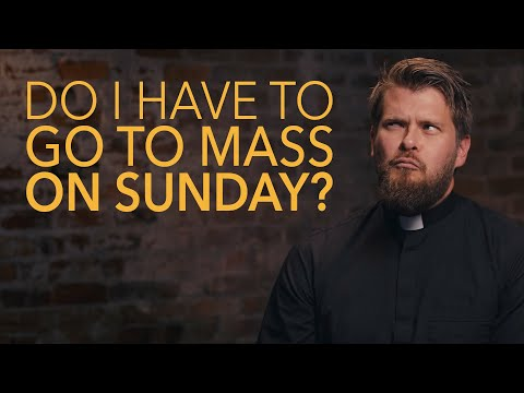 Made for Glory // Do I Have To Go To Mass?