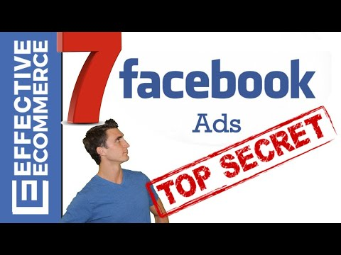 7 Secrets to Successful Facebook Ads