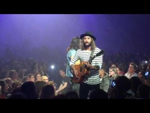 Fréro Delavega concert Angers