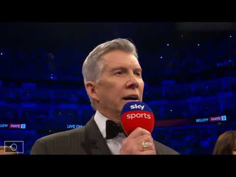 Tony Bellew vs David Haye full fight