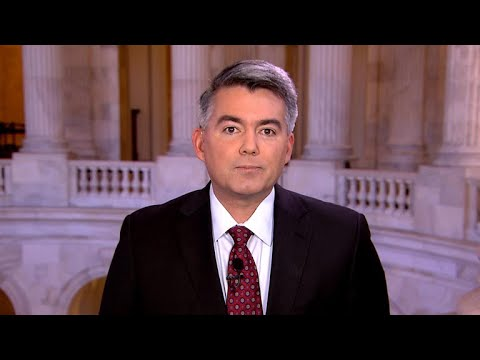 "Sen. Cory Gardner says government shutdown over DACA is ""irresponsible"""