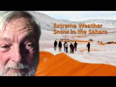 Extreme Weather Wake-up Call - Peter Wadhams
