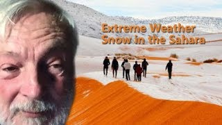 Extreme Weather Wake-up Call - Peter Wadhams