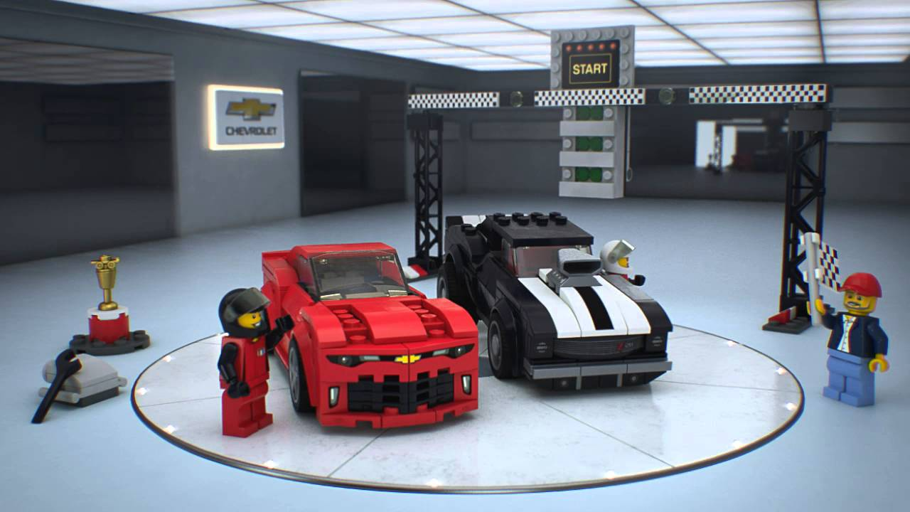 Lego How To Build A Race Car