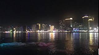 광안리 밤바다