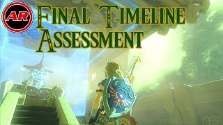 Breath Of The Wild Timeline Placement Assessment (2018) | Theory