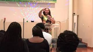 iLive Conference 2019 Donna Lampkin Prather