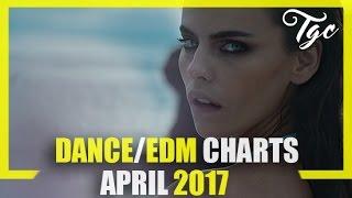 TOP 20 DANCE / EDM CHARTS - APRIL 2017
